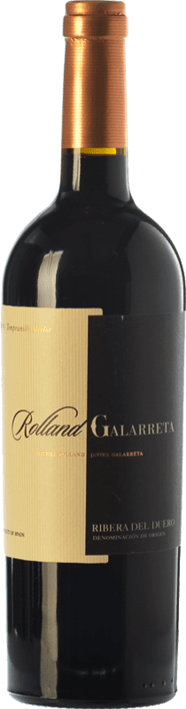 16,95 € Envío gratis   Vino tinto Rolland & Galarreta Crianza D.O. Ribera del Duero Castilla y León España Tempranillo, Merlot Botella 75 cl