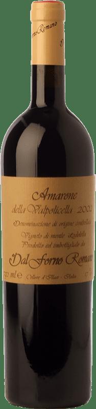 239,95 € | Red wine Forno Romano Amarone Reserva 2002 D.O.C.G. Amarone della Valpolicella Veneto Italy Corvina, Molinara Bottle 75 cl
