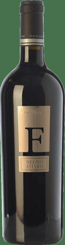 29,95 € Envío gratis | Vino tinto San Marzano F I.G.T. Salento Campania Italia Negroamaro Botella 75 cl