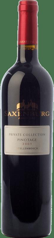 25,95 € Envoi gratuit | Vin rouge Saxenburg PC Crianza I.G. Stellenbosch Stellenbosch Afrique du Sud Pinotage Bouteille 75 cl
