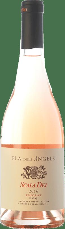 22,95 € Envío gratis | Vino rosado Scala Dei Pla dels Àngels D.O.Ca. Priorat Cataluña España Garnacha Botella 75 cl