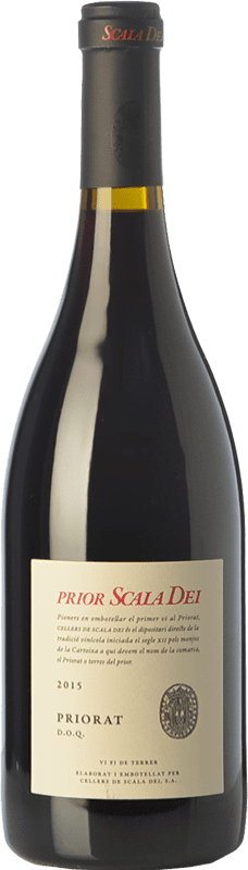 47,95 € 免费送货 | 红酒 Scala Dei Prior Crianza D.O.Ca. Priorat 加泰罗尼亚 西班牙 Syrah, Grenache, Cabernet Sauvignon, Carignan 瓶子 Magnum 1,5 L