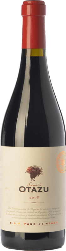 22,95 € Free Shipping | Red wine Señorío de Otazu Reserva D.O. Navarra Navarre Spain Tempranillo, Cabernet Sauvignon Bottle 75 cl