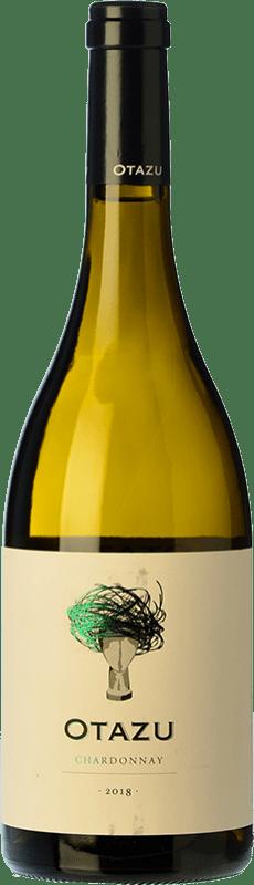 11,95 € 免费送货 | 白酒 Señorío de Otazu D.O. Navarra 纳瓦拉 西班牙 Chardonnay 瓶子 75 cl
