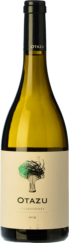11,95 € Free Shipping | White wine Señorío de Otazu D.O. Navarra Navarre Spain Chardonnay Bottle 75 cl