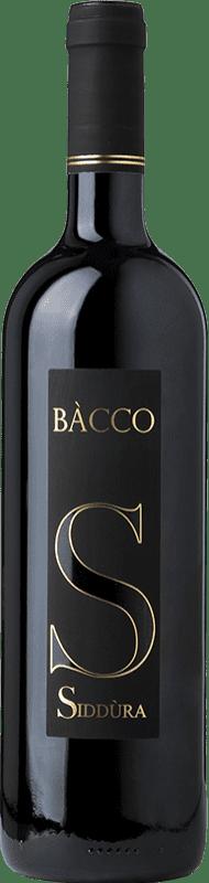 27,95 € Free Shipping | Red wine Siddùra Bàcco I.G.T. Isola dei Nuraghi Sardegna Italy Cagnulari Bottle 75 cl