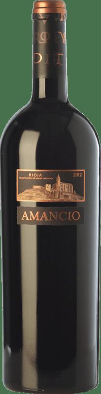 96,95 € Free Shipping | Red wine Sierra Cantabria Amancio Reserva D.O.Ca. Rioja The Rioja Spain Tempranillo Bottle 75 cl