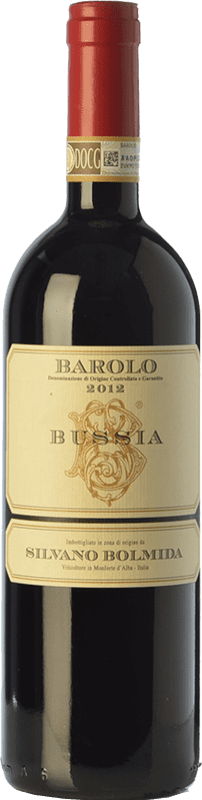 39,95 € Free Shipping | Red wine Silvano Bolmida Bussia D.O.C.G. Barolo Piemonte Italy Nebbiolo Bottle 75 cl