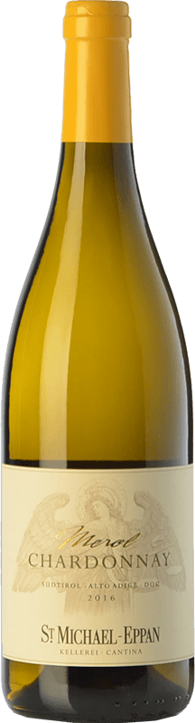 14,95 € Envío gratis | Vino blanco St. Michael-Eppan Merol D.O.C. Alto Adige Trentino-Alto Adige Italia Chardonnay Botella 75 cl