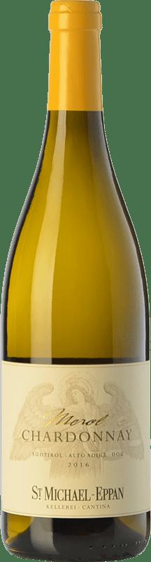 14,95 € | White wine St. Michael-Eppan Merol D.O.C. Alto Adige Trentino-Alto Adige Italy Chardonnay Bottle 75 cl