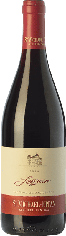 14,95 € | Red wine St. Michael-Eppan D.O.C. Alto Adige Trentino-Alto Adige Italy Lagrein Bottle 75 cl