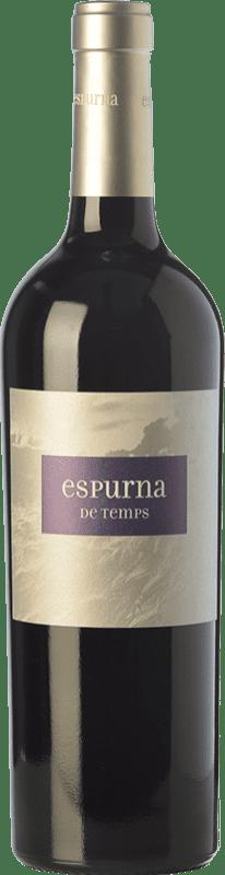 8,95 € | Red wine Sumarroca Espurna de Temps Joven D.O. Empordà Catalonia Spain Syrah, Grenache, Cabernet Sauvignon, Carignan Bottle 75 cl