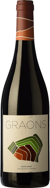 11,95 € | Red wine Sumarroca Graons Joven D.O. Montsant Catalonia Spain Syrah, Grenache, Carignan Bottle 75 cl