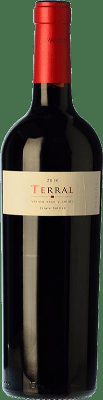 9,95 € Free Shipping | Red wine Sumarroca Terral Crianza D.O. Penedès Catalonia Spain Merlot, Syrah, Cabernet Sauvignon, Cabernet Franc Bottle 75 cl