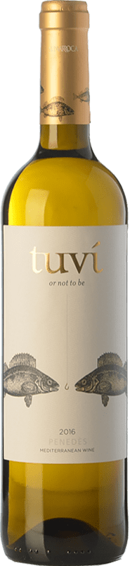 8,95 € | White wine Sumarroca Tuví Or Not To Be Crianza D.O. Penedès Catalonia Spain Viognier, Xarel·lo, Gewürztraminer, Riesling Bottle 75 cl