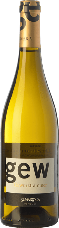 9,95 € | White wine Sumarroca D.O. Penedès Catalonia Spain Gewürztraminer Bottle 75 cl