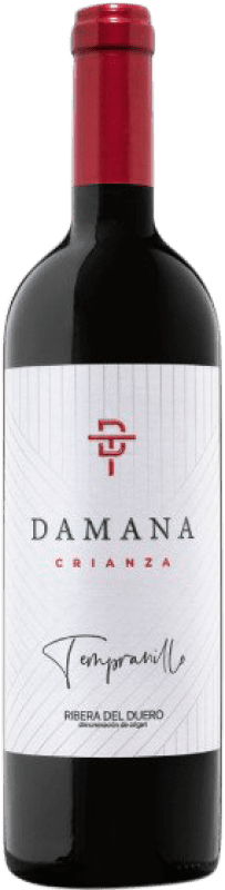 17,95 € Envoi gratuit   Vin rouge Tábula Damana Crianza D.O. Ribera del Duero Castille et Leon Espagne Tempranillo, Merlot, Cabernet Sauvignon Bouteille 75 cl