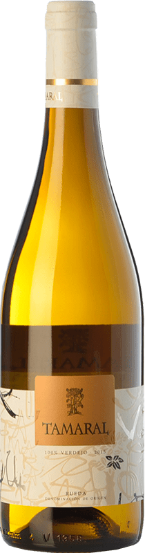 7,95 € | White wine Tamaral D.O. Rueda Castilla y León Spain Verdejo Bottle 75 cl