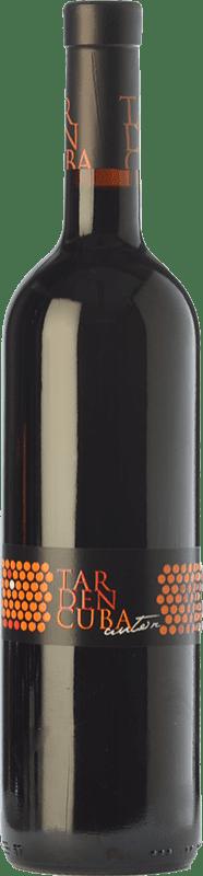 18,95 € Envío gratis | Vino tinto Tardencuba Autor Crianza D.O. Toro Castilla y León España Tinta de Toro Botella 75 cl