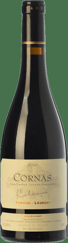 46,95 € | Red wine Tardieu-Laurent Coteaux A.O.C. Cornas Rhône France Syrah Bottle 75 cl