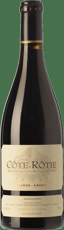 69,95 € | Red wine Tardieu-Laurent Reserva A.O.C. Côte-Rôtie Rhône France Syrah Bottle 75 cl