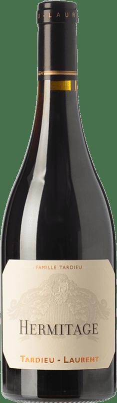 106,95 € Envoi gratuit | Vin rouge Tardieu-Laurent Crianza A.O.C. Hermitage Rhône France Syrah Bouteille 75 cl