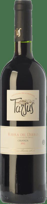 14,95 € Envío gratis | Vino tinto Tarsus Quinta Crianza D.O. Ribera del Duero Castilla y León España Tempranillo Botella Mágnum 1,5 L