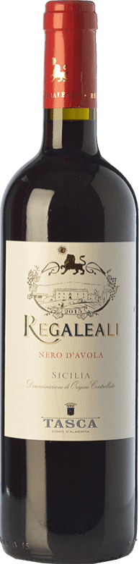 11,95 € Envío gratis   Vino tinto Tasca d'Almerita Regaleali I.G.T. Terre Siciliane Sicilia Italia Nero d'Avola Botella 75 cl