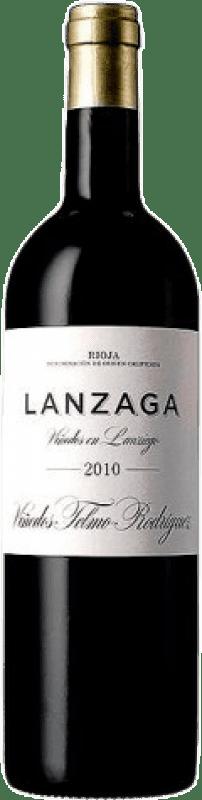 22,95 € Envío gratis | Vino tinto Telmo Rodríguez Lanzaga Crianza D.O.Ca. Rioja La Rioja España Tempranillo, Garnacha, Graciano Botella 75 cl