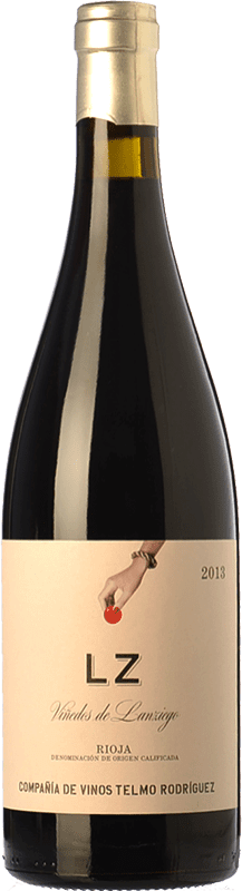 9,95 € Envío gratis | Vino tinto Telmo Rodríguez LZ Joven D.O.Ca. Rioja La Rioja España Tempranillo Botella 75 cl