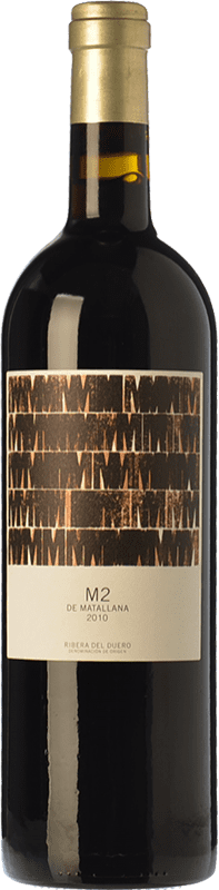 24,95 € | Red wine Telmo Rodríguez M2 de Matallana Crianza D.O. Ribera del Duero Castilla y León Spain Tempranillo Bottle 75 cl