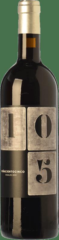7,95 € Free Shipping | Red wine Telmo Rodríguez Viña 105 Joven D.O. Cigales Castilla y León Spain Tempranillo, Grenache Bottle 75 cl
