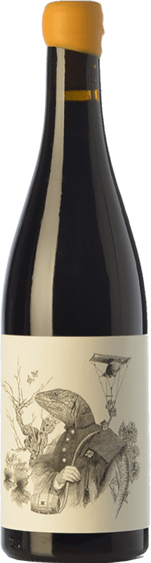 33,95 € Free Shipping | Red wine Tentenublo Escondite del Ardacho El Veriquete Joven D.O.Ca. Rioja The Rioja Spain Tempranillo, Grenache, Viura, Malvasía Bottle 75 cl