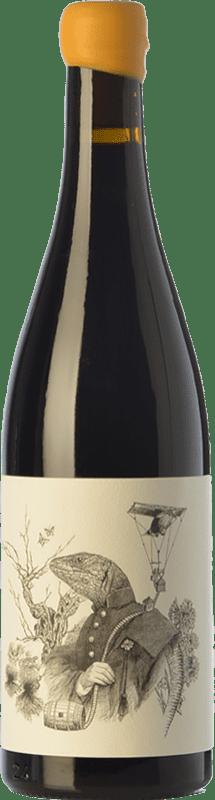 33,95 € Envío gratis | Vino tinto Tentenublo Escondite del Ardacho El Veriquete Joven D.O.Ca. Rioja La Rioja España Tempranillo, Garnacha, Viura, Malvasía Botella 75 cl