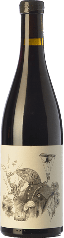 44,95 € Free Shipping | Red wine Tentenublo Escondite del Ardacho Las Guillermas Crianza D.O.Ca. Rioja The Rioja Spain Tempranillo, Viura Bottle 75 cl