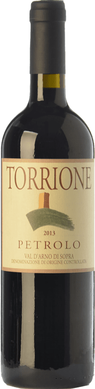 28,95 € | Red wine Petrolo Torrione I.G.T. Toscana Tuscany Italy Sangiovese Bottle 75 cl