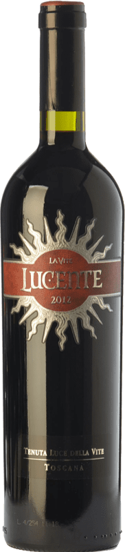 35,95 € | Red wine Luce della Vite Lucente I.G.T. Toscana Tuscany Italy Merlot, Sangiovese Bottle 75 cl
