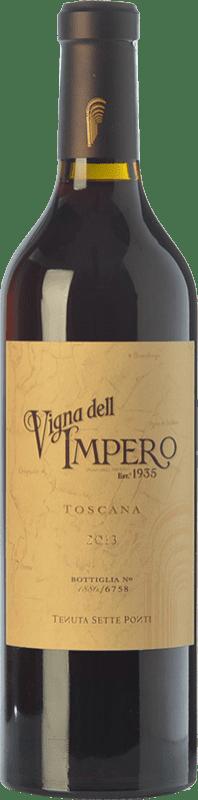 99,95 € | Red wine Tenuta Sette Ponti Vigna dell'Impero I.G.T. Toscana Tuscany Italy Sangiovese Bottle 75 cl