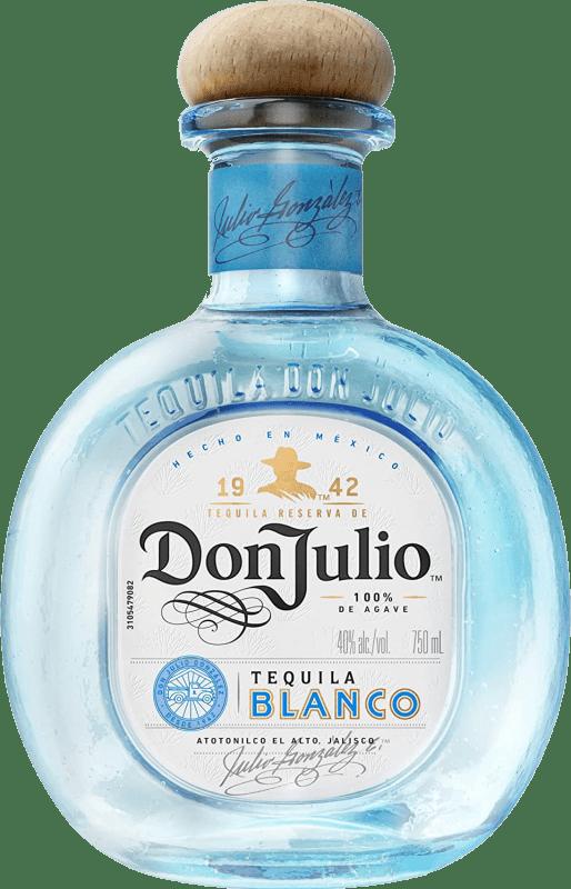 37,95 € Envoi gratuit | Tequila Don Julio Blanco Jalisco Mexique Bouteille 70 cl