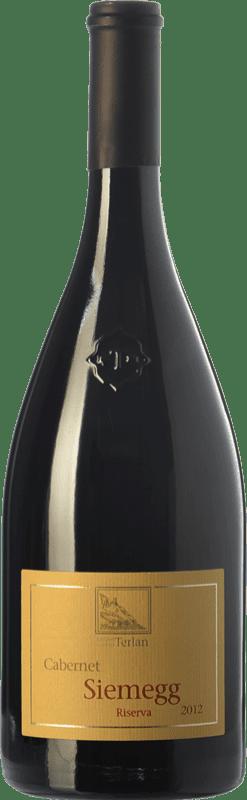 19,95 € | Red wine Terlano Siemegg D.O.C. Alto Adige Trentino-Alto Adige Italy Cabernet Sauvignon Bottle 75 cl
