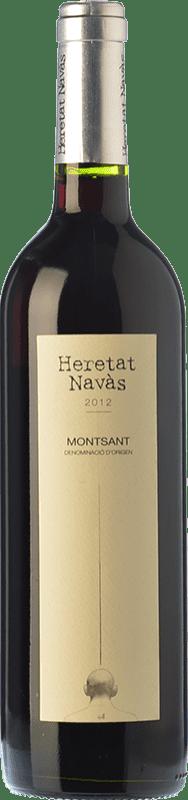 14,95 € Free Shipping   Red wine Terrasses del Montsant Heretat Navàs Joven D.O. Montsant Catalonia Spain Syrah, Grenache, Cabernet Sauvignon, Carignan Bottle 75 cl