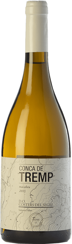 13,95 € | White wine Terrer de Pallars Conca de Tremp Blanc D.O. Costers del Segre Catalonia Spain Grenache White, Macabeo Bottle 75 cl