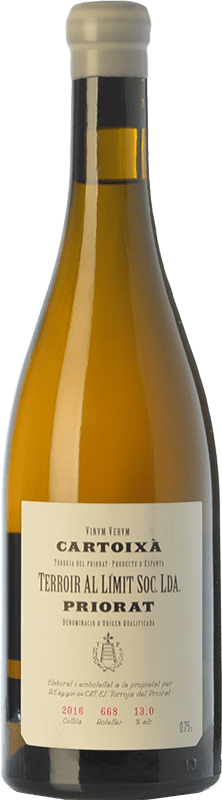 37,95 € | White wine Terroir al Límit Cartoixà D.O.Ca. Priorat Catalonia Spain Xarel·lo Bottle 75 cl