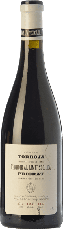 29,95 € | Red wine Terroir al Límit Vi de la Vila de Torroja Reserva D.O.Ca. Priorat Catalonia Spain Grenache, Carignan Bottle 75 cl