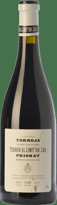 29,95 € Envío gratis | Vino tinto Terroir al Límit Vi de la Vila de Torroja Reserva D.O.Ca. Priorat Cataluña España Garnacha, Cariñena Botella 75 cl