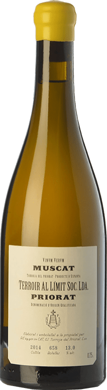 29,95 € | White wine Terroir al Límit Muscat D.O.Ca. Priorat Catalonia Spain Muscat of Alexandria Bottle 75 cl