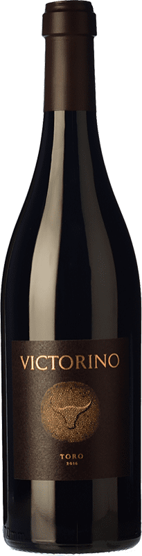 85,95 € Envío gratis   Vino tinto Teso La Monja Victorino Crianza D.O. Toro Castilla y León España Tinta de Toro Botella Mágnum 1,5 L