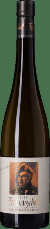 32,95 € | White wine Tiefenbrunner Feldmarshall Von Fenner D.O.C. Alto Adige Trentino-Alto Adige Italy Müller-Thurgau Bottle 75 cl