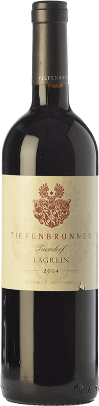 22,95 € | Red wine Tiefenbrunner Turmhof D.O.C. Alto Adige Trentino-Alto Adige Italy Lagrein Bottle 75 cl
