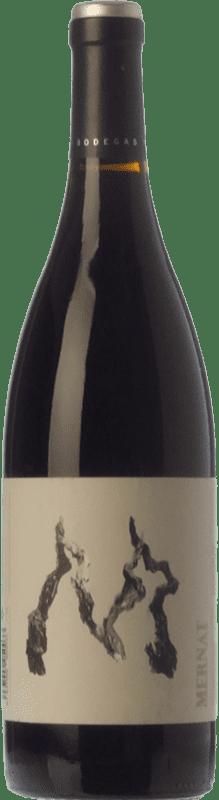 11,95 € Free Shipping | Red wine Tierras de Orgaz Mernat Crianza I.G.P. Vino de la Tierra de Castilla Castilla la Mancha Spain Tempranillo, Merlot, Cabernet Sauvignon, Petit Verdot Bottle 75 cl